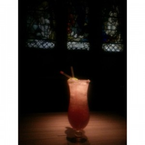 Sin at Soul with a Singapore Sling